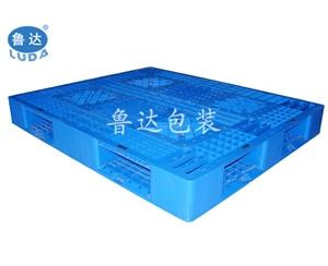 仓储码垛塑料托盘——田字网格1311 塑料托盘