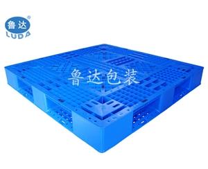 田字网格塑料托盘——1212田网塑料托盘