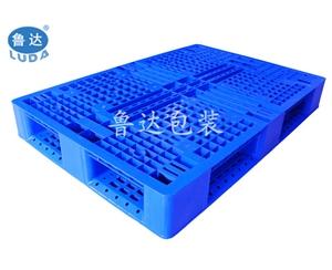 食品饮料专用塑料托盘——田字网格1200*800mm塑料托盘