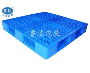 医药行业专用塑料托盘——田字网格塑料托盘1000*1000
