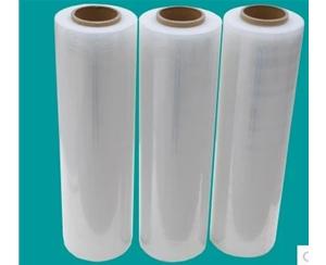 PE缠绕膜 拉伸膜 宽度50cm 重量5.5公斤/卷 粘性超强