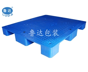 九脚网格1212塑料托盘,1212九脚塑料托盘